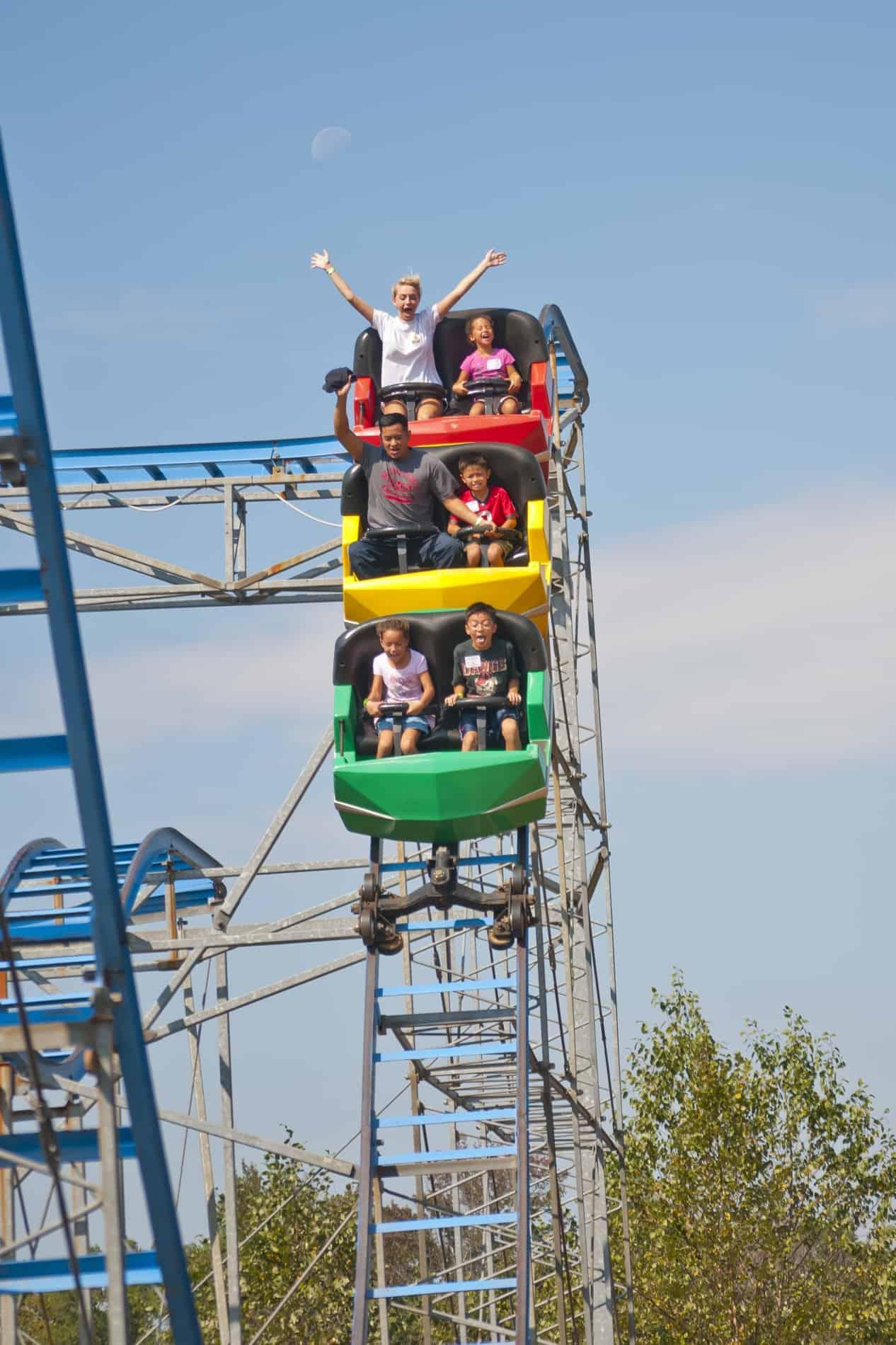 Go Karts Atlanta Ga >> Screaming Eagle Coaster - Fun Spot America Atlanta