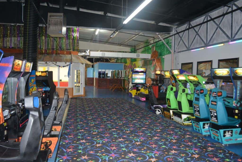 Go Karts Atlanta Ga >> Arcade - Fun Spot America Atlanta