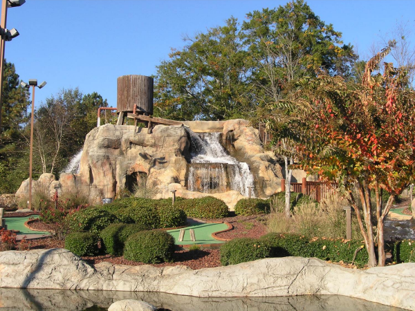 Go Karts Atlanta Ga >> Miniature Golf - Fun Spot America Atlanta