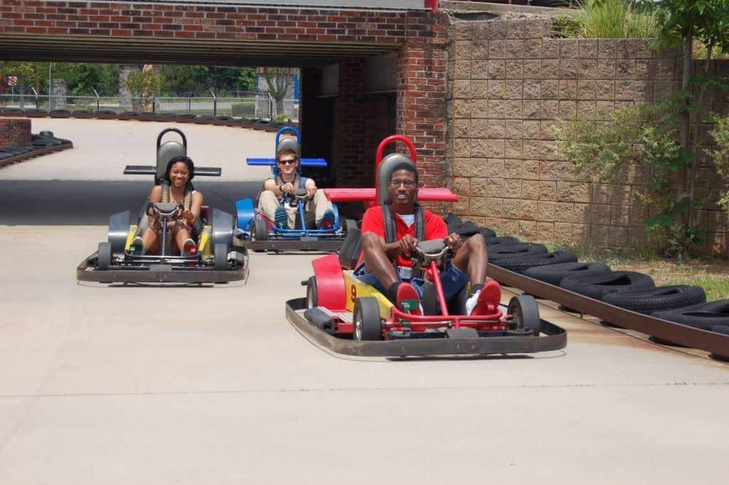 Go Karts Atlanta Ga >> Go Karts Fun Spot America Atlanta