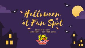 Halloween at Fun Spot America Atlanta event photo