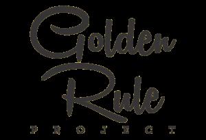 Golden Rule Black Logo